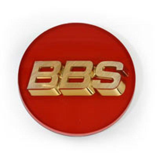 画像1: BBSレッドエンブレム56Φ 1台分 (1)