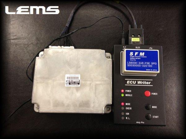 画像1: LS 600h (SFM)リミッターカット前期モデル用 (1)