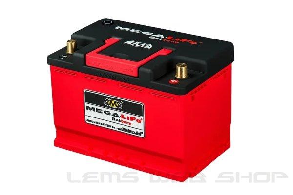 画像1: (LN3規格)MV-072 メガライフバッテリー 送料無料! (1)
