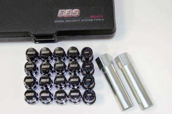 画像1: BBS インストレーションキット M14×P1.5 レクサスLS,LC用  (1)