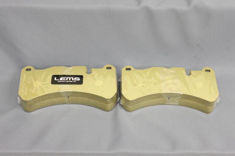 画像1: RX270/350/450h用 LEMS フロントブレーキパット ノンダストモデル