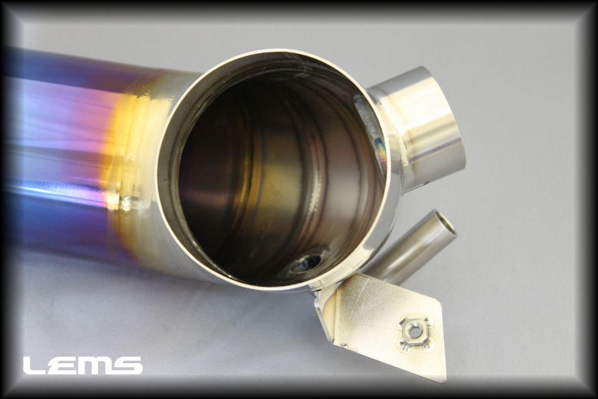 画像4: RC300h 用チタンインテークパイプ&サウンドジェネレーター対応