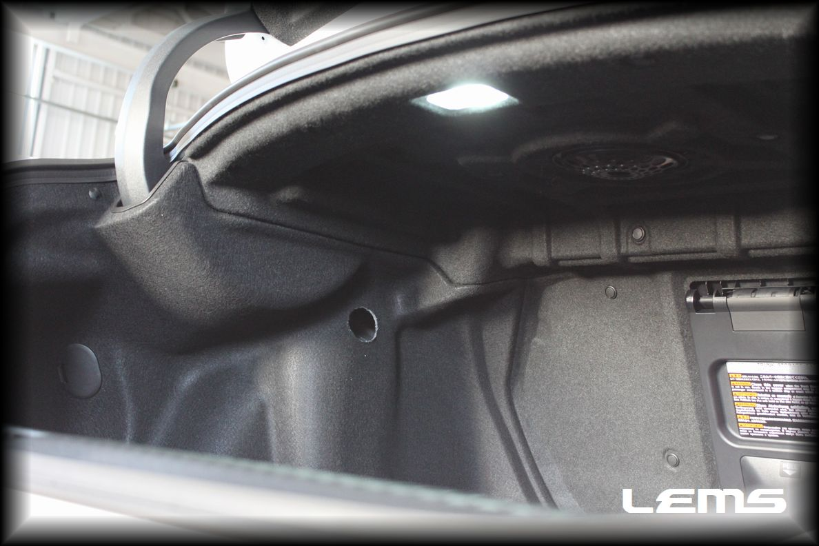 画像1: RCF用 トランク照明ユニットASSY交換モデル LEMS 9SMD仕様[L378]