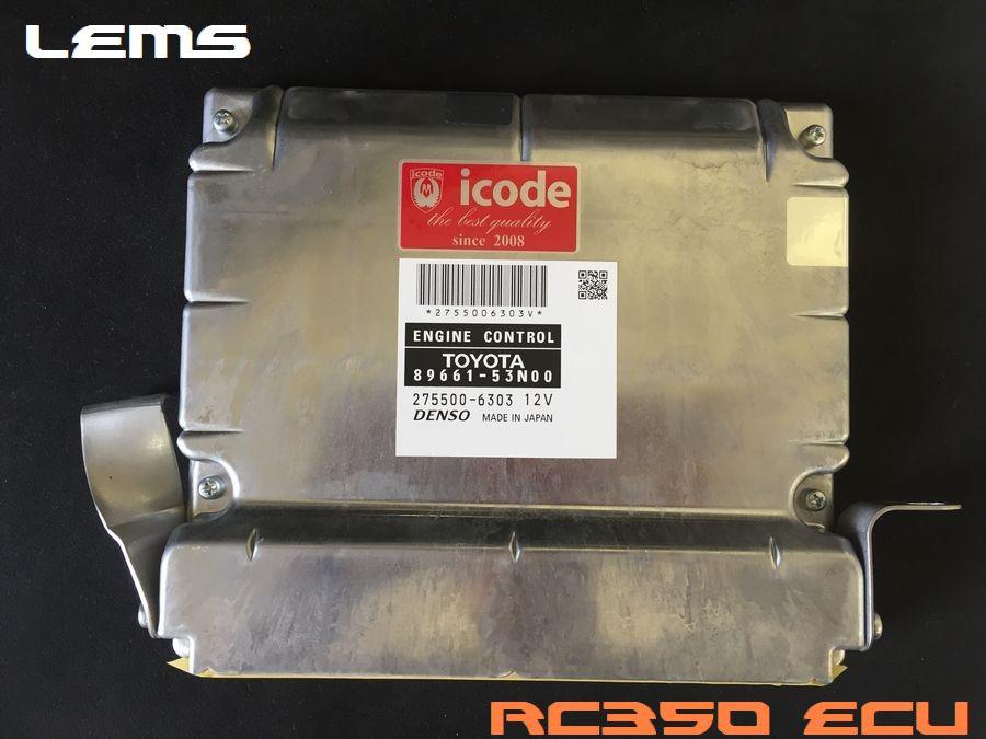画像1: RC350 リミッターカット&チューニングECU