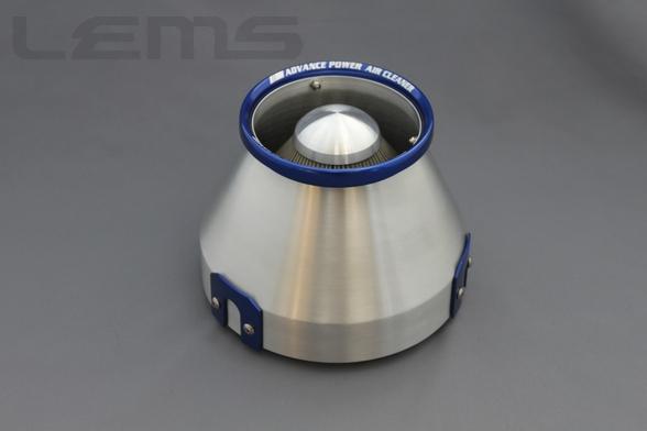 画像2: ISF用LEMSチタンクーリングボード&BLIZアドバンスパワーエアクリーナーキット