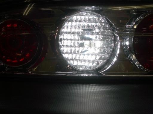 画像1: T20 Flux LED ホワイト・シングル 12V用