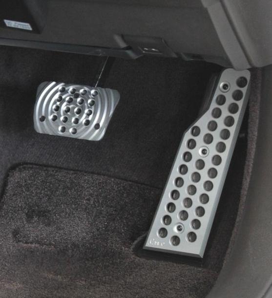 画像1: クラウンレーシングペダル (アクセル、ブレーキペダル)各1個